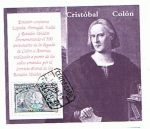Stamps Spain -  Cristobal Colón