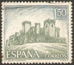Stamps : Europe : Spain :  1811 - Castillo de Almodóvar en Córdoba