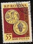 Stamps Romania -  Colectivización Agraria