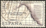 Stamps : Europe : Spain :  1824 - Costa Septentrional de California