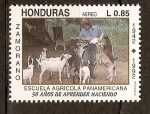 Stamps of the world : Honduras :  REVISIÓN  RUTINARIA