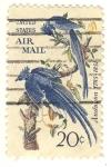 Sellos de America - Estados Unidos -  John James Audubon  1785-1851 (naturalista)