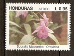 Stamps of the world : Honduras :  FLORES