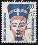 Stamps Germany -  Museo de Berlin