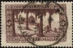 Stamps Algeria -  Oasis de TOUGGOURT y los santos y sabios morabitos del Islam.