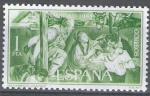 Sellos de Europa - España -  Navidad  1965. Nacimientop de Mayno.
