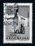 Sellos de America - Argentina -  Pro-infancia