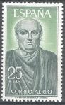 Stamps Spain -  Personajes españoles. Lucio Anneo Séneca.