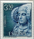 Sellos del Mundo : Europa : España : Dama de Elche