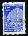 Stamps Argentina -  Proceres y riquezas