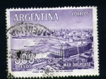 Stamps Argentina -  mar de la plata