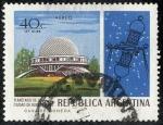 Stamps Argentina -  Planetario de Buenos Aires