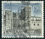 Sellos de Europa - España -  Monasterio de Guadalupe