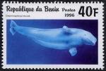 Sellos del Mundo : Africa : Benin : Cetaceos