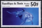 Stamps Africa - Benin -  Cetaceos