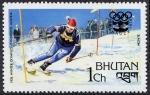 Stamps Bhutan -  Juegos Olímpicos
