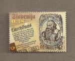 Stamps Slovenia -  Primado Tubar y el catecismo