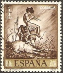 Stamps of the world : Spain :  1856 - mariano fortuny marsal, idilio