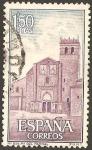 Stamps Spain -  1894 - Monasterio de Santa María del Parral