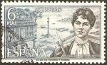 Sellos de Europa - España -  1867 - Rosalia de Castro