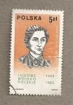 Stamps Poland -  Ludowe Wojsko