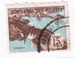 Sellos del Mundo : Africa : Sudáfrica :  Hardap