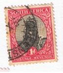 Sellos del Mundo : Africa : Sudáfrica : Barcos de Epoca