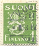 Stamps Europe - Finland -  SUOMI