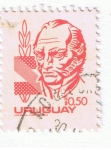 Stamps : America : Uruguay :  Medina Imperial B.O.