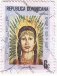 Stamps America - Dominican Republic -  Anacaona