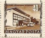 Stamps Hungary -  PALYAUDVAR BUDAPEST