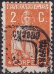 Stamps : Europe : Portugal :  Campesina