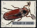 Sellos de Africa - Burundi -  Escarabajos