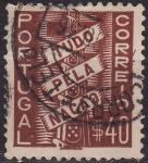 Stamps : Europe : Portugal :  Patriótico