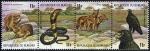 Stamps Africa - Burundi -  Fauna