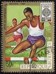 Sellos de Africa - Burundi -  Juegos Olímpicos