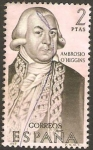 Stamps : Europe : Spain :  1941 - Forjador de América, Ambrosio O