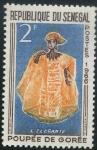 Stamps Africa - Senegal -  Traje Típico