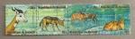 Stamps Burundi -  Gacelas