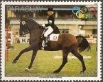 Sellos de America - Paraguay -  Olimpiadas de Verano 1988