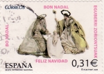 Sellos de Europa - Espa�a -  Bel�n. Patrimonio mundial