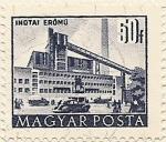 Stamps Hungary -  INGTAI ERUMU