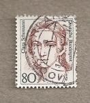 Sellos de Europa - Alemania -  Clara Schumann