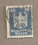 Stamps Germany -  Aguila alemana