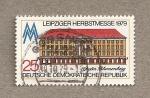 Sellos de Europa - Alemania -  Feria de Otoño de Leipzig