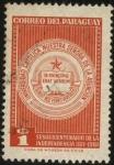 Stamps America - Paraguay -  Universidad Católica Nuestra Señora de la Asunción. 150 años de la independencia 1811-1961.