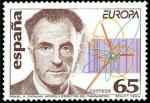 Sellos de Europa - España -  ESPAÑA 1994 3302 Sello Nuevo Descubrimientos Miguel Angel Catalán Michel3163