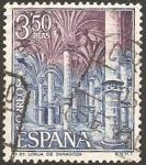 Stamps Spain -  1986 - Lonja de Zaragoza