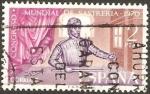 Stamps Spain -  1988 - XIV Congreso Mundial de Sastrería