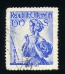 Stamps Austria -  vienesa1853